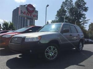 2008 Subaru Forester X AWD | CERTIFIED | RUNS GREAT | AUTOMATIC