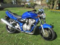 Suzuki GSF 600 BANDIT MOTORCYCLE