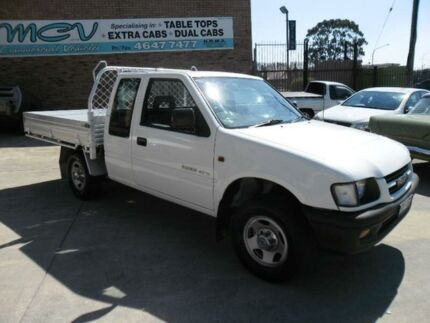 2000 Holden Rodeo TFR9 2WD White 5 Speed Manual Spacecab Narellan Vale Camden Area Preview