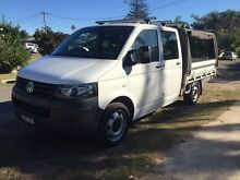 2012 Volkswagen Dual Cab 4 Motion Transporter Ute TDI400 Narrabeen Manly Area Preview