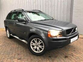 Volvo XC90 2.4 D5 SE AWD, AUTOMATIC, 7 SEATS, Absolutely Incredible Condition for Age, Low Miles