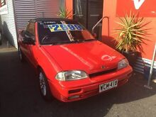 1994 Suzuki Swift GTi 5 Speed Manual Coupe Blair Athol Port Adelaide Area Preview