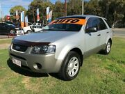2006 Ford Territory SY TX (RWD) Silver 4 Speed Auto Seq Sportshift Wagon Clontarf Redcliffe Area Preview