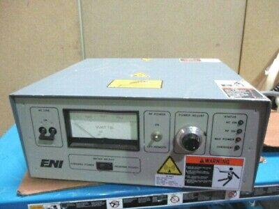 ENI OEM-6AM-1B-21251 RF Generator, 750W, 208VAC, 12A, 3 Wire, 453151
