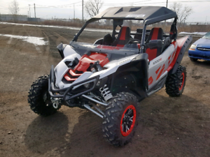 YAMAHA YXZ 1000 R SE LOW MILEAGE!