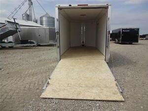 2016 Legend Aluminum DVN 7 x 17!! WITH WHITE WALLS & CEILING!! London Ontario image 5