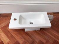 BRAND NEW Victoria Plumb Cloakroom Basin