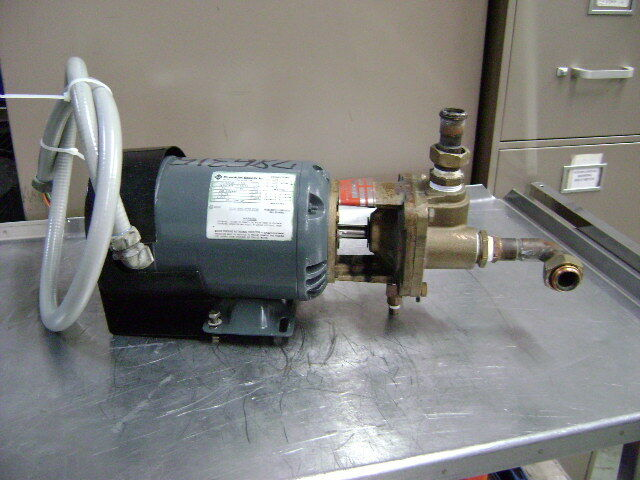 2418  Coker/Burks 33CT6M-AB Turbine Pump