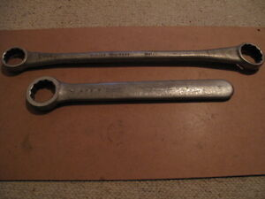 Heavy duty vintage box ends