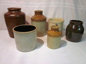 Pot à Moutarde, Vase, Pots en Grès et Autres aux Choix
