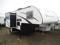 2014 Paomino Backpack HS2902 Truck Camper with Slide