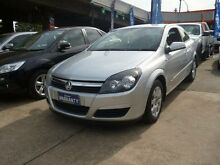 2005 Holden Astra AH CD Silver 5 Speed Manual Coupe Holroyd Parramatta Area Preview