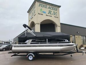 2019 STARCRAFT EX20C PONTOON