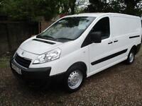 2014 Peugeot Expert 1.6HDi 90 NO VAT L2 H1 LWB 70,000 MILES GUARANTEED