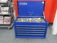 Blue Point tool box with tools!!