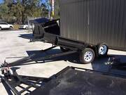 8x5 Manual tipper Buggie Small Machinery Trailer 750kg GROSS Loganholme Logan Area Preview