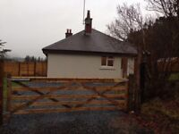 3 Bed Semi Detached House For Sale - Near Pitlochry
