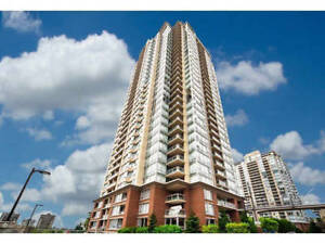 """Burnaby Lougheed 1Bed+1Bath+Den @ """"Silhouette"""" for Rent"""