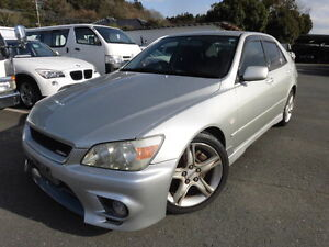 1999 Toyota Altezza RS200 Z-Edition 6spd manual, mint! In Calg.