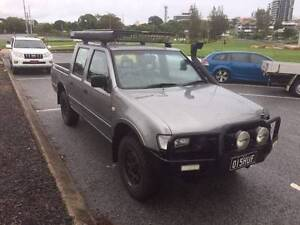 2001 Holden TF Rodeo 2.8 Turbo Diesel 4x4 - heaps of extras! Boyne Island Gladstone City Preview