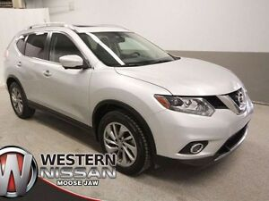 2015 Nissan Rogue -SL AWD -ONLY 24,000K -Winter Tires - PST PAID