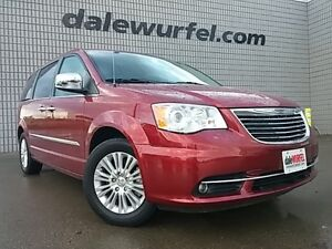 2014 Chrysler Town & Country Limited | POWER DOORS | BLACK HEATE