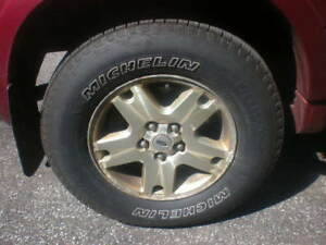 4 Tires 225-75-16 Michelin Tires