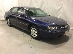 2002 Chevrolet Impala-AS TRADED!