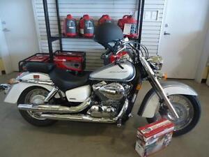 HONDA SHADOW 750 USAGE