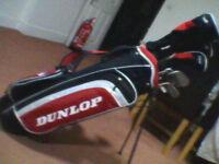 Dunlop Tour TP11 Golf Clubs Full Set