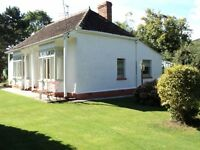 Detached Bungalow, private grounds of 1/3 acre, TA3 6HX Life-Style Property