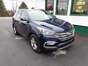 2018 Hyundai Santa Fe Sport SE for only $233 bi-weekly all in!