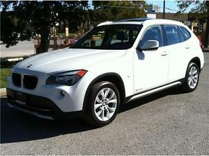 2012 BMW X1 28i X-DRIVE - NAV|PANORAMIC|BLUETOOTH|NO ACCIDENTS