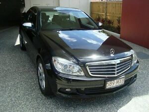 2008 Mercedes-Benz C200 KOMPRESSOR Classic Black Automatic Sedan