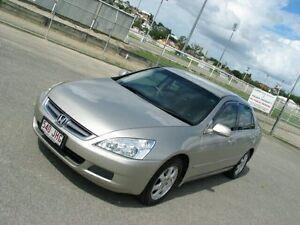 2005 Honda Accord 40 V6 Gold 5 Speed Automatic Sedan Albion Brisbane North East Preview