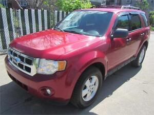 2012 Ford Escape XLT ''BON ETAT'' FINANCEMENT MAISON 59$ SEMAINE