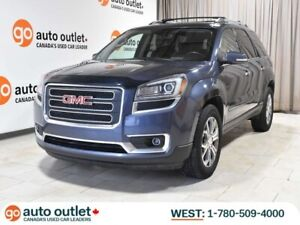 2013 Gmc Acadia ONE OWNER! SLT2 AWD; LEATHER HEATED SEATS, FACTO