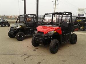 2018 Polaris RANGER 500 - FACTORY AUTHORIZED CLEARANCE ON NOW!!
