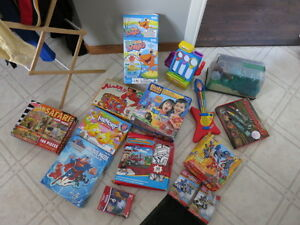 Package of Toys