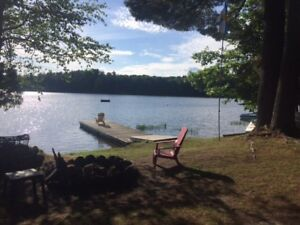2 Family Cottage for Rent on The Water in Muskoka