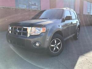 ¨2009 FORD ESCAPE XLT¨AUTO/CUIR/SUNROOF/A.C/MAGS/514-812-8505