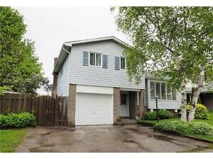 4 Bed, 1.5 Bath Sidesplit in Forest Heights!