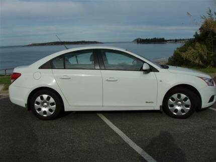 2012 Holden Cruze Sedan 1.4L Turbo