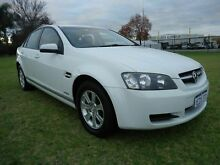 2010 Holden Commodore VE MY10 Omega White 6 Speed Sports Automatic Sedan Embleton Bayswater Area Preview