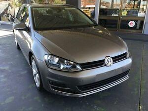 2013 Volkswagen Golf VII 110TDI HIGHLINE Bronze Auto Dual Clutch Hatchback Hamilton Newcastle Area Preview