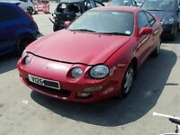 1999 TOYOTA CELICA DRIVER SIDE REAR LIGHT (BREAKING)
