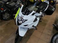 2012 Suzuki GSF1250FA- White