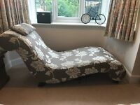 Library Chaise Longue - £25