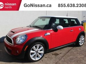 2013 Mini Cooper Hardtop S LEATHER SUNROOF AUTOMATIC