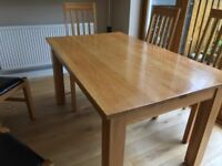 Dining Room Table - Seats 6